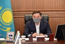 Photo of Аким Акмолинской области выступит на брифинге в СЦК 18 июня