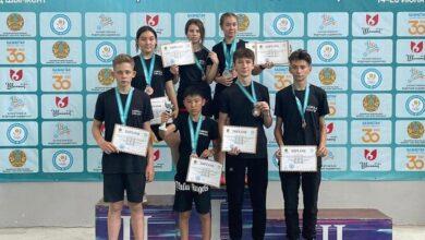 Photo of Акмолинские бадминтонисты стали призерами на чемпионате Казахстана