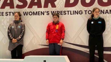 Photo of Акмолинская спортсменка стала второй на международном турнире в Турции