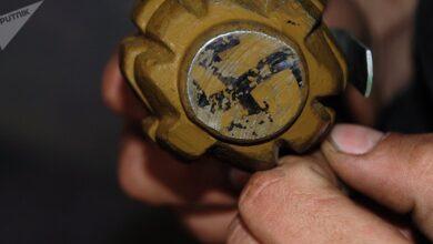 Photo of Мужчина бросил гранату в людей на улице в украинском Харькове