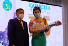 Photo of Медиков поздравили с профессиональным праздником в Кокшетау