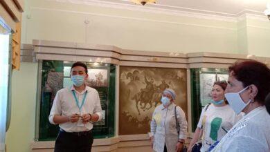 Photo of Посещение сакральных мест организовал Совет матерей Целиноградского района