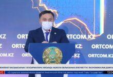 Photo of О скачках по зонам заболевания и вакцинации рассказал Маржикпаев в СЦК