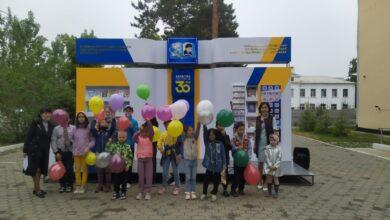 Photo of День защиты детей: фестиваль «Жазғы оқулар» прошел в Кокшетау