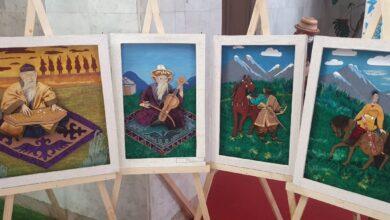 Photo of Выставку работ мастеров-ремесленников провели в Акмолинской области