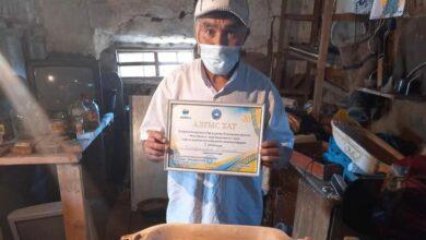Photo of Осужденный службы пробации победил в конкурсе мастеров по дереву в Буланды