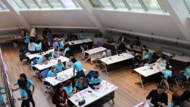 Photo of 268 подростков стали участниками программы SAMGAU/UPSHIFT