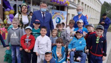 Photo of Милионные сертификаты вручены  детским домам от имени акима области