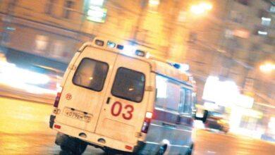 Photo of Надвое разорвало иномарку, влетевшую в пассажирский автобус под Степногорском