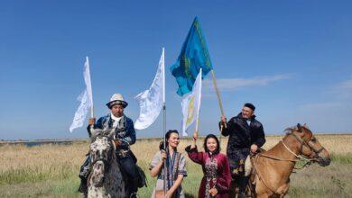"""Photo of По коням! – """"сакральная"""" экспедиция стартовала в Акмолинской области"""