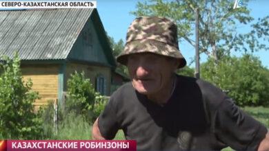 Photo of В селе в СКО уже 6 лет живет только один человек