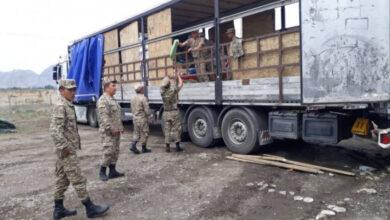 Photo of Ситуация на кыргызско-таджикской границе: отправлены войска