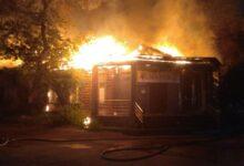 Photo of В Павлодаре две ночи подряд пытались сжечь швейный салон: вторая попытка удалась