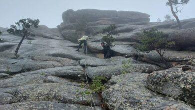 Photo of 21-летний парень упал с горы в Бурабае