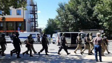 Photo of Неизвестный захватил заложников в банке Тюмени