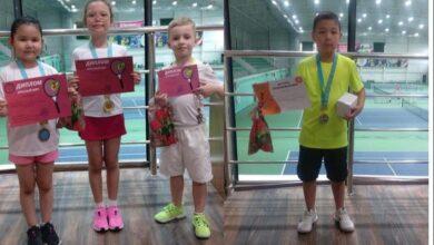 Photo of Акмолинские теннисисты заняли призовые места на Республиканском турнире