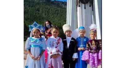 Photo of «Мы разные, но мы вместе»: показ национальных костюмов прошел в Бурабае