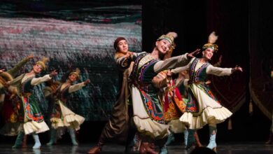 Photo of Громче всех кричала «Браво!»: акмолинцы по достоинству оценили столичный балет