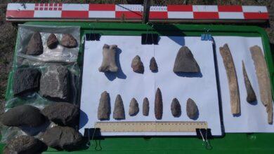 Photo of 60 акмолинских школьников приняли участие в археологических раскопках