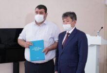 Photo of Лидеров «Ashyq» наградили благодарственными письмами акима Акмолинской области