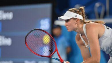 Photo of Теннисистка Елена Рыбакина выиграла в первом круге US Open