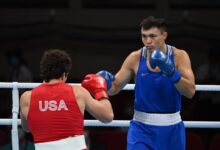 Photo of Боксер Камшыбек Кункабаев завоевал бронзу на Олимпиаде