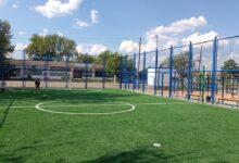 Photo of Новая многофункциональная детская площадка открылась в Каменке