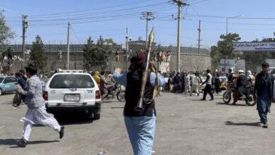 Photo of Талибы открыли огонь по митингующим в поддержку нацфлага