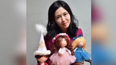 Photo of Куклы Тильда. В бизнес превратила хобби жительница Шортанды