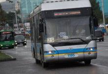 Photo of Троллейбусный кабель упал на голову мужчине в центре Алматы