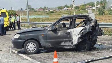 Photo of Авария унесла жизни трех девушек в Акмолинской области