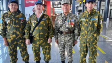 Photo of Поисковики из Казахстана прибыли на Украину к месту сражений 106 дивизии