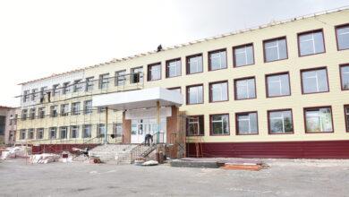 Photo of В средней школе №2 города Макинска проводят капитальный ремонт