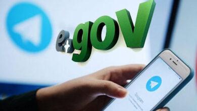 Photo of Госуслуги можно получить с помощью смартфона на портале egov.kz