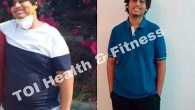 Photo of 110-килограммовый студент похудел на 25 килограммов и раскрыл секрет успеха