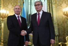 Photo of Названы сроки проведения форума с участием Токаева и Путина
