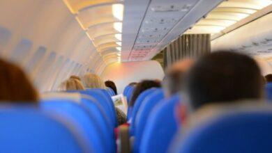 Photo of Пассажирка умерла на борту самолета, летевшего из Нур-Султана в Шымкент