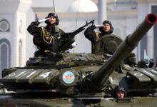 Photo of Профессиональный праздник отмечают казахстанские танкисты