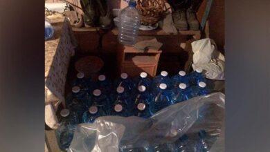 Photo of Цех по производству алкоголя в гараже устроила акмолинка