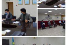 Photo of Гражданский штаб по борьбе с пандемией прибыл в Акмолинскую область