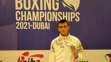 Photo of Акмолинец стал призером на чемпионате Азии по боксу