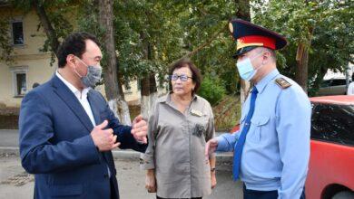 Photo of Начальник акмолинской полиции проверил безопасность школ