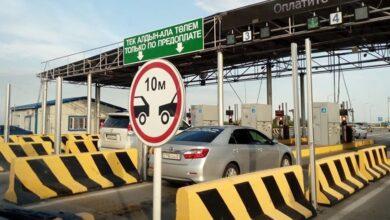 Photo of Какие дороги в Казахстане станут платными с 1 ноября