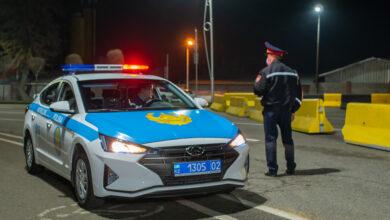 Photo of Акмолинские полицейские проводят масштабную проверку подучетных лиц