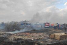 Photo of Дачи горели в Степногорске