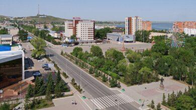 Photo of Обвал грунта произошел на новой смотровой площадке в Кокшетау
