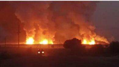 Photo of Взрывы близ Тараза: скончался еще один пожарный