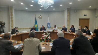 Photo of За вклад в развитие независимого Казахстана: ветераны получили награды