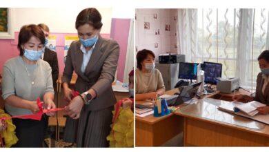 Photo of Первый кабинет поддержки инклюзии открыли в Зерендинском районе