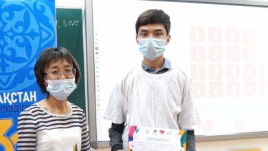 Photo of Интеллектуальную игру на знание языков провели среди студентов в Кокшетау